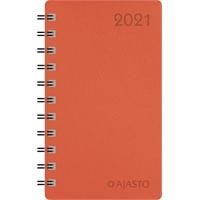 Day 2021 oranssi taskukalenteri - Ajasto