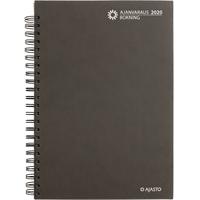 Ajanvaraus/Bokning 2020 parikierresidottu pöytäkalenteri - Ajasto