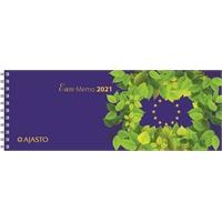 Euro Memo 2021 pöytäkalenteri - Ajasto