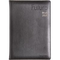 Futura Midi 2020 musta pöytäkalenteri - Ajasto
