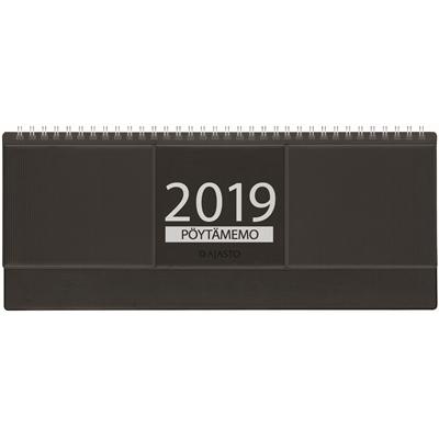 Pöytämemo 2018 musta