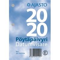 Pöytäpäivyri/Datumvisare 2020 pöytäkalenteri - Ajasto