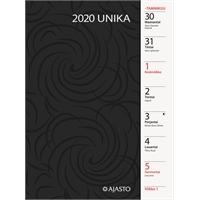 Unika 2020 pöytäkalenteri - Ajasto