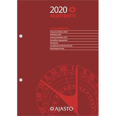 Assistentti-vuosipaketti 2020 - Ajasto