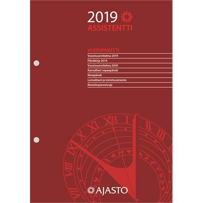 Assistentti-vuosipaketti 2018