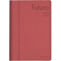Futura Midi 2021 cayenne pöytäkalenteri - Ajasto