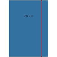 Color A6 2020 sininen taskukalenteri - Ajasto