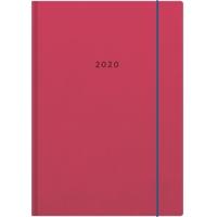 Color A5 2020 punainen pöytäkalenteri - Ajasto