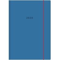 Color A5 2020 sininen pöytäkalenteri - Ajasto