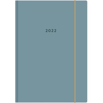 Color A5 meri 2022 pöytäkalenteri - Ajasto