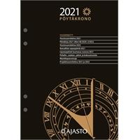 Pöytäkrono-vuosipaketti 2021 - Ajasto