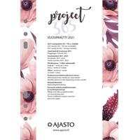 Project365-vuosipaketti 2021 - Ajasto