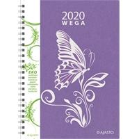 Wega Eko 2020 lila pöytäkalenteri - Ajasto