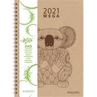 Wega Eko 2021 hiekka pöytäkalenteri - Ajasto