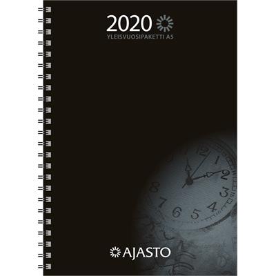Yleisvuosipaketti A5 2020 - Ajasto