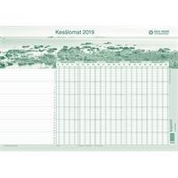 Quo Vadis-lomakalenteri 2019-2020/5 kpl