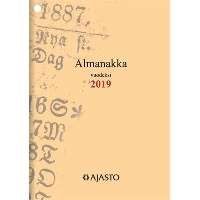 Almanakka A6 2018