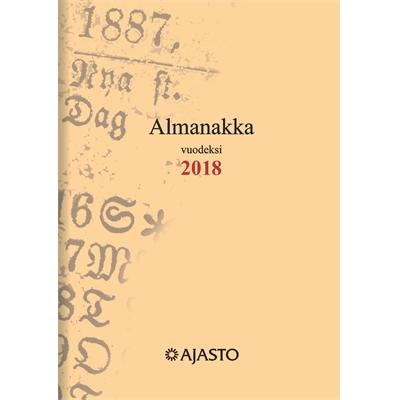Almanakka A4 2018