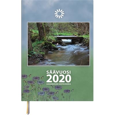 Säävuosi 2020 pöytäkalenteri - Ajasto