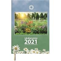Säävuosi 2021 pöytäkalenteri - Ajasto