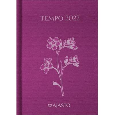 Tempo 2022 taskukalenteri - Ajasto