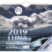 Luna 2019 seinäkalenteri