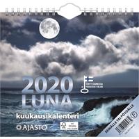 Luna 2020 seinäkalenteri - Ajasto