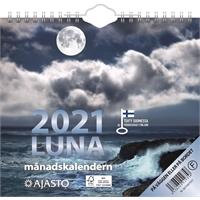 Luna 2021 seinäkalenteri - Ajasto