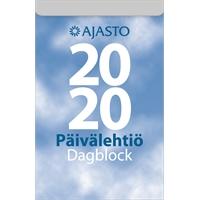 Päivälehtiö/Dagblock 2020 seinäkalenteri - Ajasto