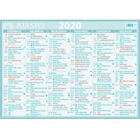 Suuri seinäalmanakka 2020 seinäkalenteri - Ajasto