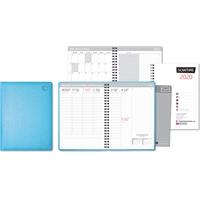 Scantime 2020 turkoosi pöytäkalenteri - CC Kalenteripalvelu