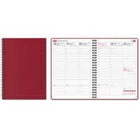 EkoViikkomuistio 2020 punainen pöytäkalenteri - CC Kalenteripalvelu