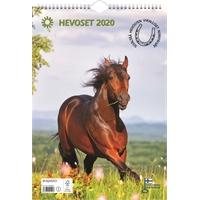 Hevoset 2020 seinäkalenteri - Ajasto