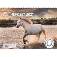 Hevoset 2021 seinäkalenteri - Ajasto