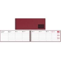 EkoPro 2019 punainen pöytäkalenteri