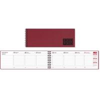 EkoPro 2021 punainen pöytäkalenteri - CC Kalenterit