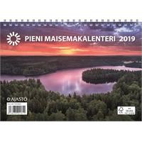 Pieni maisemakalenteri 2019 seinäkalenteri