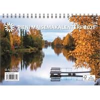 Pieni maisemakalenteri 2021 seinäkalenteri - Ajasto