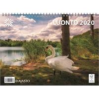 Luonto 2020 seinäkalenteri - Ajasto