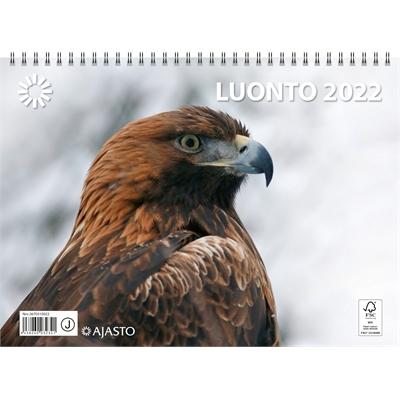 Luonto  2022 seinäkalenteri - Ajasto