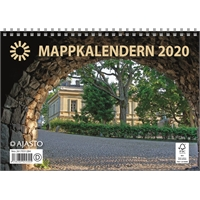 Mappkalendern 2020 seinäkalenteri - Ajasto