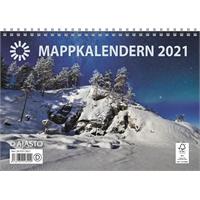 Mappkalendern 2021 seinäkalenteri - Ajasto