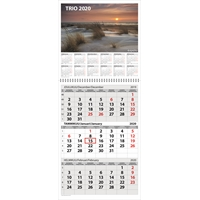 Trio 2020 seinäkalenteri - Ajasto