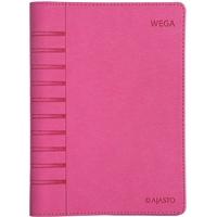 Wega 2019 pinkki pöytäkalenteri