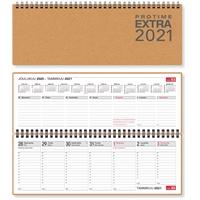 Protime Extra 2021 pöytäkalenteri - CC Kalenterit