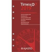 Timex 7 -kalenterivuosipaketti 2019