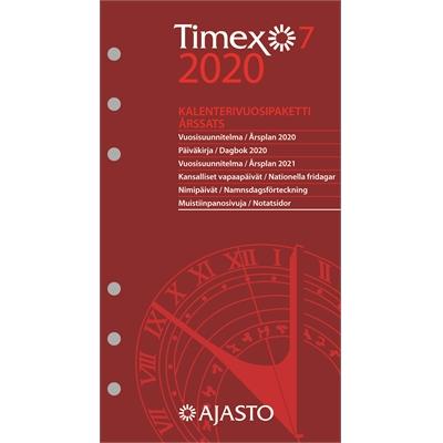 Timex 7 - vuosipaketti 2020 - Ajasto