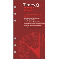 Timex 7 -vuosipaketti 2021 - Ajasto
