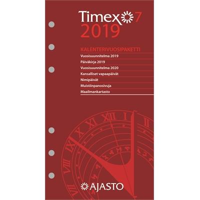 Timex 7 -kalenterivuosipaketti 2018