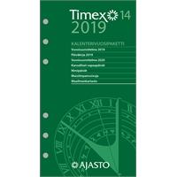 Timex 14 -kalenterivuosipaketti 2019